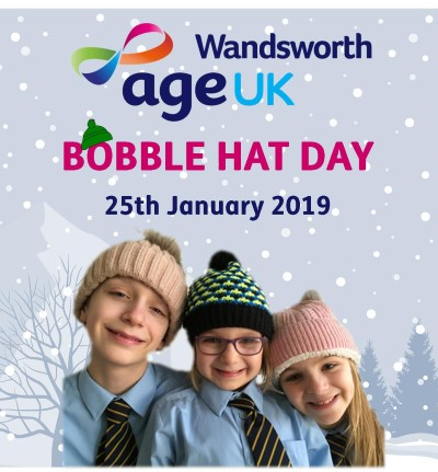 bobble hat day