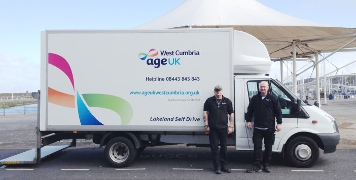 Age UK West Cumbria Moving Service