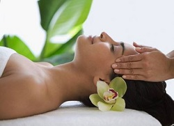 beauty salon hairdressing and holistic therapy