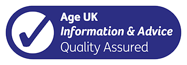 Age UK Westmintser achieved the Age UK Information & Advice Quality Marque