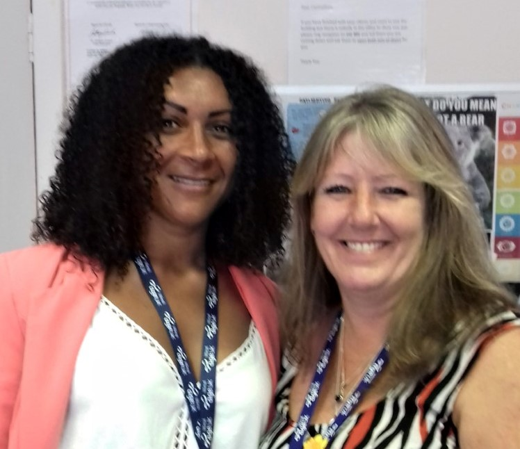 Martine, Counsellor with Corinna, Counselling Team