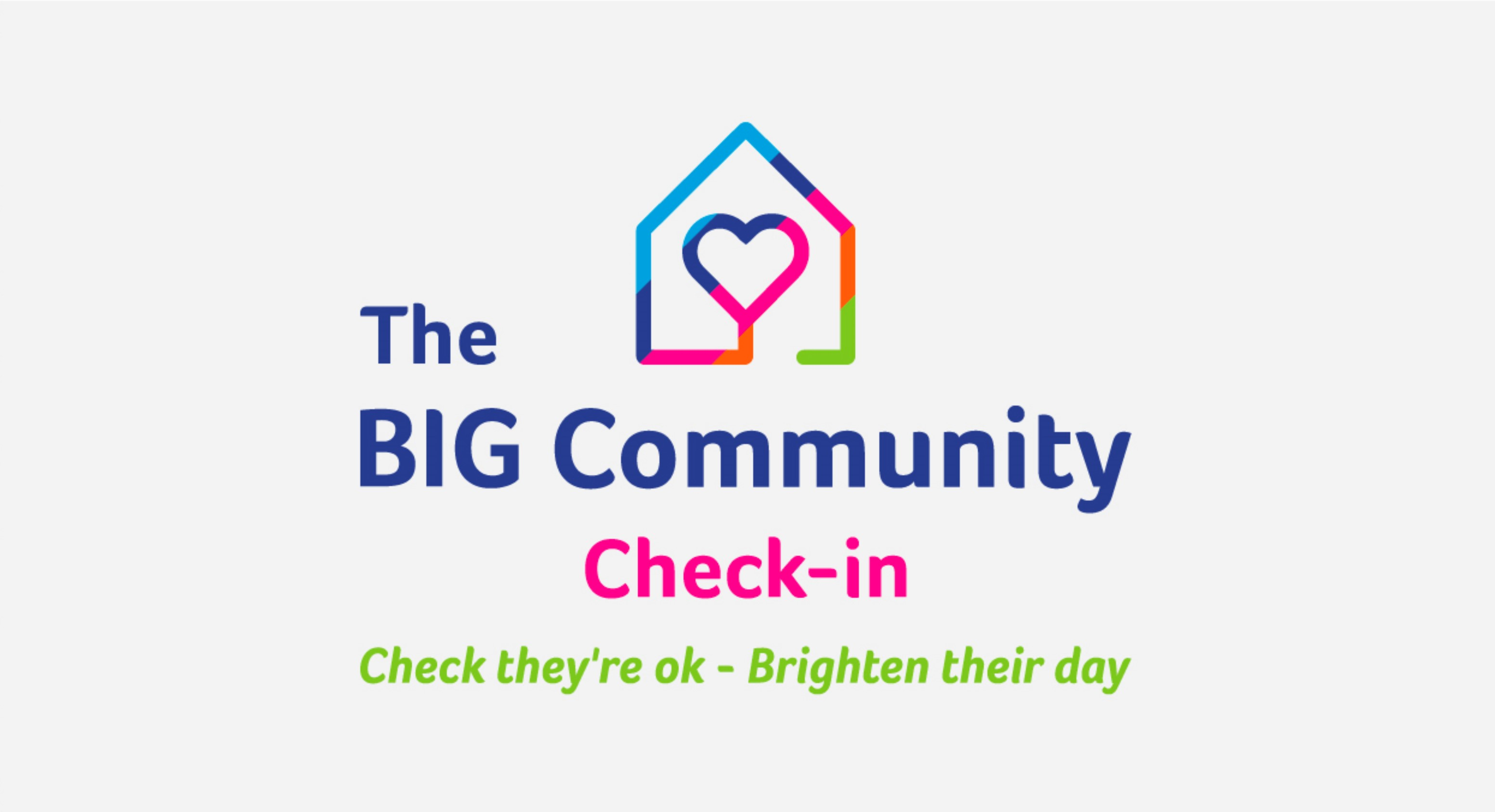 The BIG Community Check-in