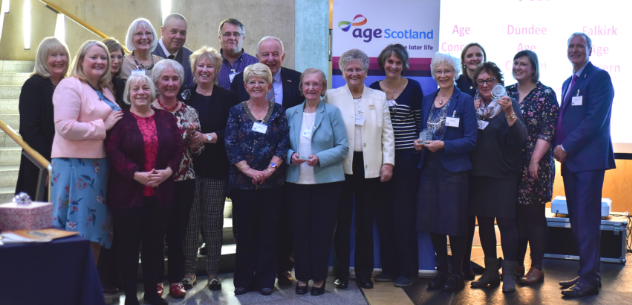 Age Scotland 75th Anniversary celebrations