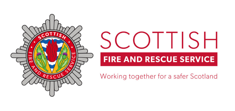 Scottish Fire and Rescue Service Logo