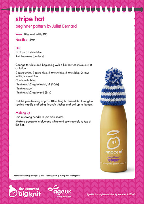 The Innocent Big Knit Age Uk