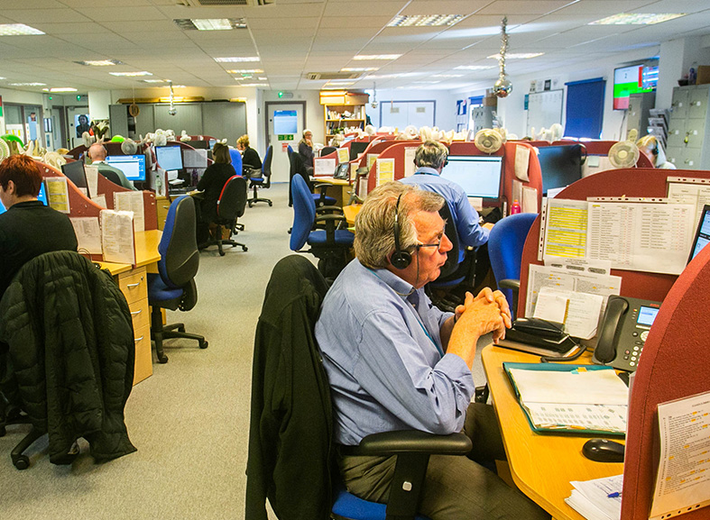 The Age UK Advice Line