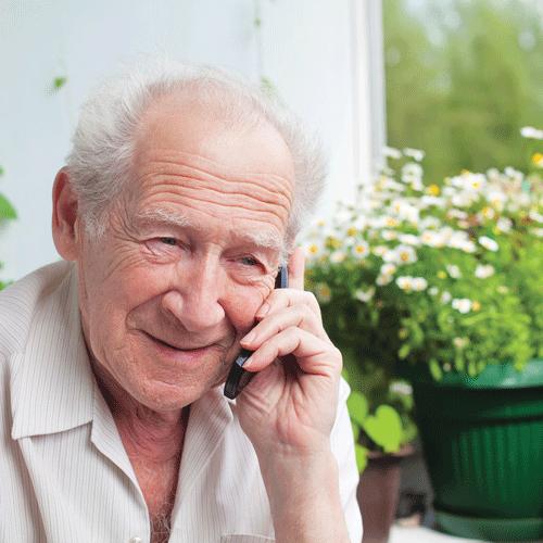 Telephone Friendship Age Uk