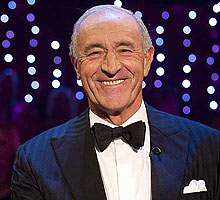 Len Goodman former Strictly Come Dancing head judge